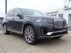 2019 BMW X7 xDrive50i SUV for Sale in Schaumburg, IL at Patrick BMW