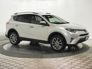 Used 2016 Toyota RAV4 Limited SUV for sale near Chicago, Illinois
