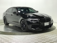 Pre-Owned 2018 BMW M5 Base Sedan for sale in Schaumburg, Illinois