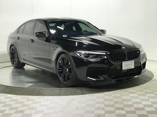 Used 2018 BMW M5 Base Sedan for sale near Naperville, Hoffman Estates & Aurora IL
