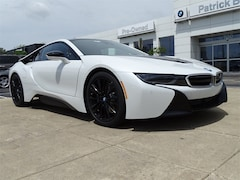 New 2019 BMW i8 Base Coupe WBY2Z4C58KVB81823 for Sale in Schaumburg, IL at Patrick BMW
