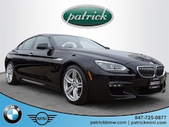 Certified Pre-Owned 2014 BMW 6 Series 640i xDrive Gran Coupe Sedan for sale in Illinois