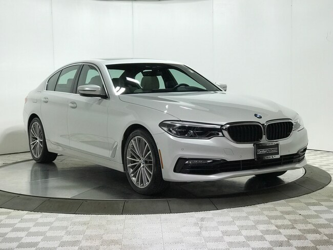 Used 2017 BMW 5 Series 540i xDrive Sedan for sale in Chicago Area