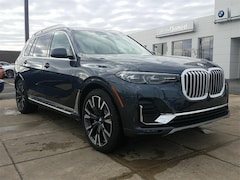 New 2019 BMW X7 xDrive40i SUV 5UXCW2C50KL082732 for Sale in Schaumburg, IL at Patrick BMW