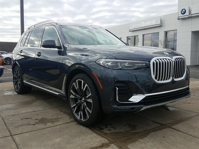 New 2019 BMW X7 xDrive40i SUV for sale in Chicago IL