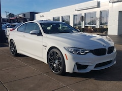 New 2019 BMW M4 Base Coupe WBS4Y9C58KAG67624 for Sale in Schaumburg, IL at Patrick BMW