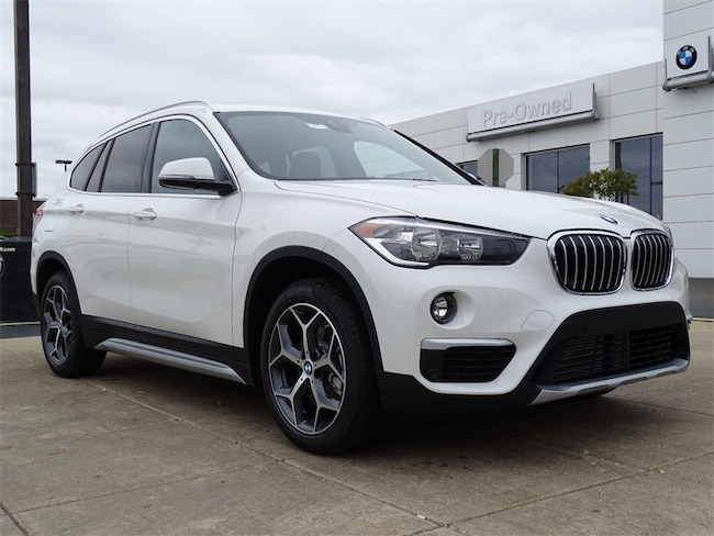 New 2019 BMW X1 xDrive28i SUV for Sale in Schaumburg, IL at Patrick BMW
