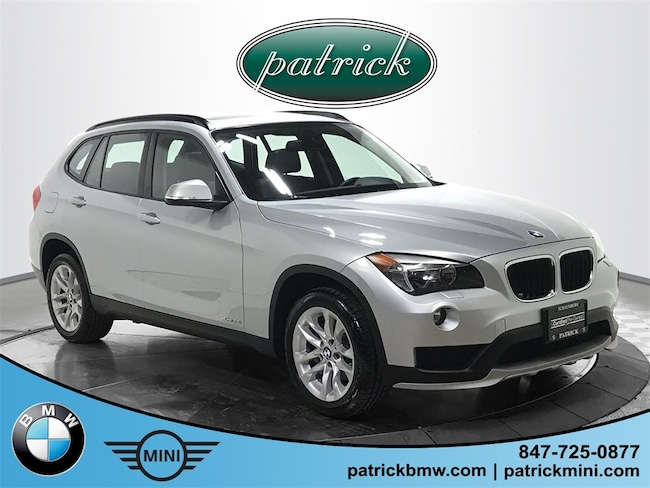Used 2015 BMW X1 xDrive28i SUV for sale in Chicago Area