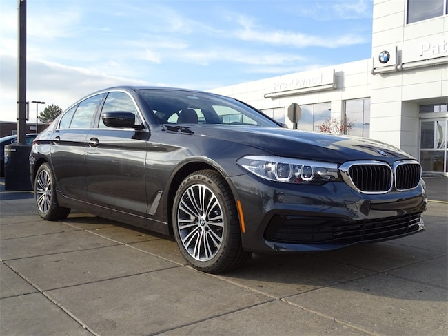 New 2019 BMW 5 Series 530i xDrive Sedan for sale in Chicago IL