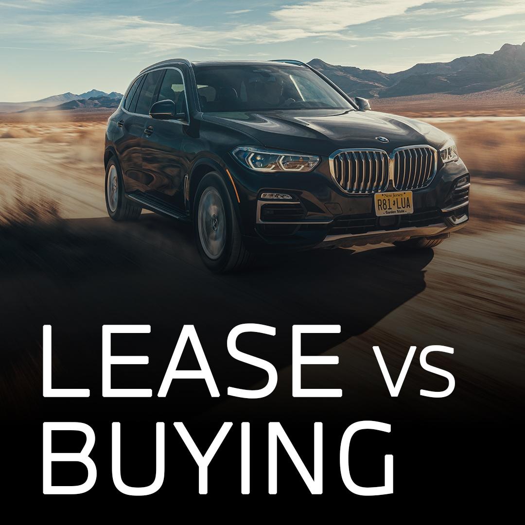 Leasing vs buying at Patrick BMW