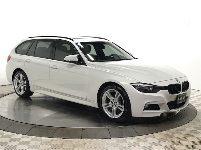 Used 2015 BMW 3 Series 328d xDrive Wagon for sale in Chicago Area