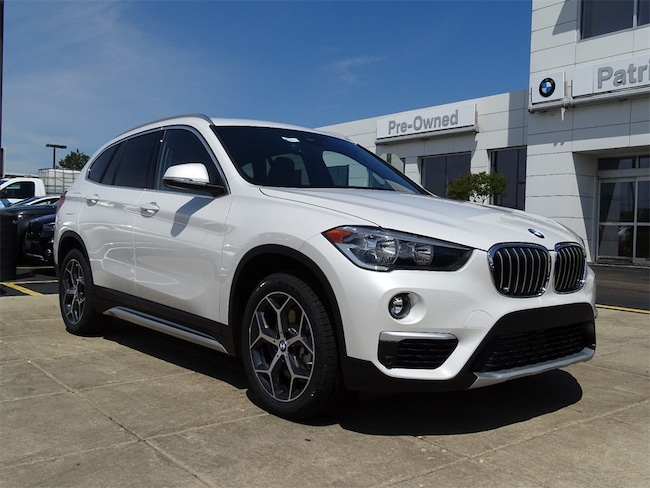 New 2019 BMW X1 xDrive28i SUV for sale in Chicago IL
