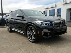 New 2019 BMW X4 M40i SUV 5UXUJ5C54KLJ64256 for Sale in Schaumburg, IL at Patrick BMW