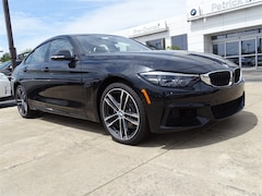 New 2019 BMW 4 Series 430i xDrive Gran Coupe Hatchback WBA4J3C54KBL05075 for Sale in Schaumburg, IL at Patrick BMW