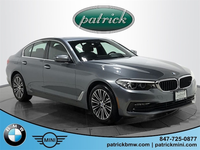 Used 2018 BMW 5 Series 530i xDrive Sedan for sale in Chicago Area