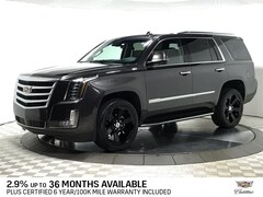 Pre-Owned 2018 CADILLAC Escalade Premium Luxury SUV for sale in Schaumburg, Illinois