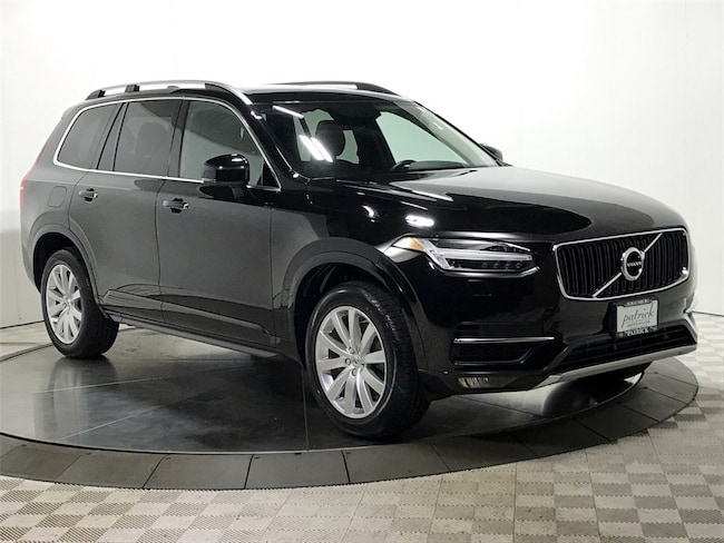 Certified Used 2016 Volvo XC90 T6 Momentum AWD SUV for sale in Chicago IL area
