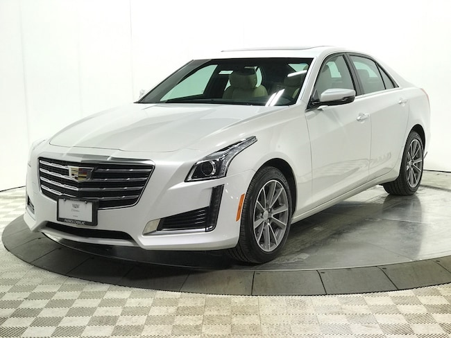 New 2019 CADILLAC CTS 2.0L Turbo Luxury Sedan for sale in the Chicago area