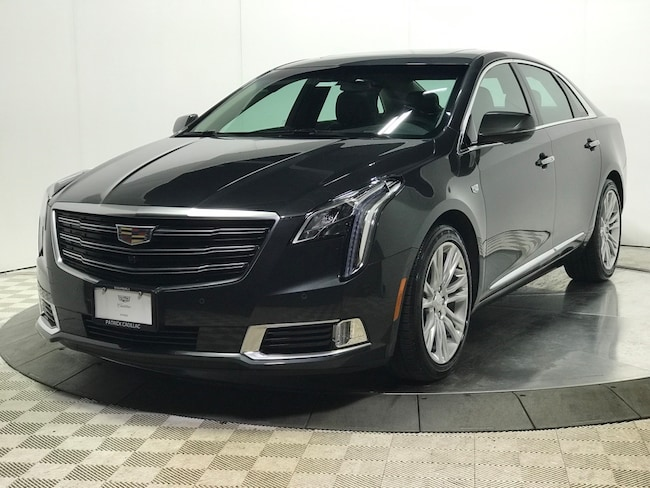 New 2019 CADILLAC XTS Luxury Sedan for sale in the Chicago area
