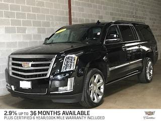 Used 2019 CADILLAC Escalade ESV Premium Luxury SUV for sale near Naperville, Hoffman Estates & Aurora IL