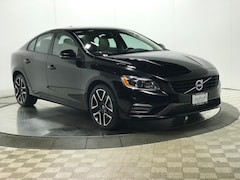 Certified Pre-Owned 2018 Volvo S60 T5 AWD Dynamic Sedan Q2665 for Sale in Schaumburg