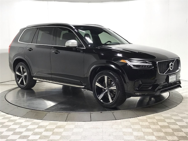 Certified Used 2016 Volvo XC90 T6 R-Design AWD SUV for sale in Chicago IL area