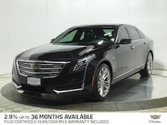Pre-Owned 2018 CADILLAC CT6 3.0L Twin Turbo Platinum Sedan for sale in Schaumburg, Illinois
