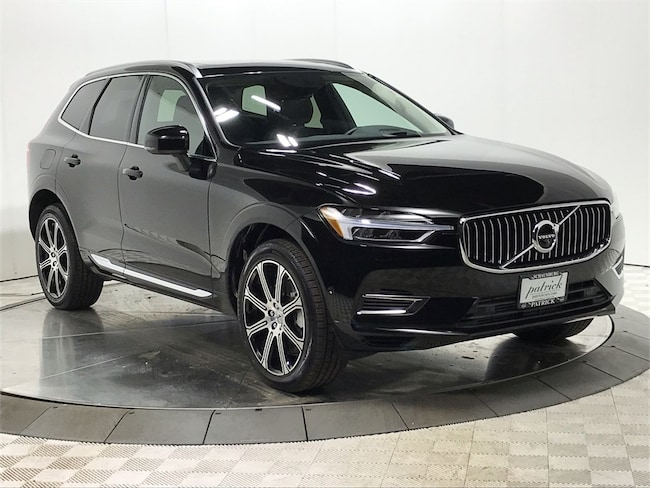 Certified Used 2019 Volvo XC60 Hybrid T8 Inscription SUV for sale in Chicago IL area