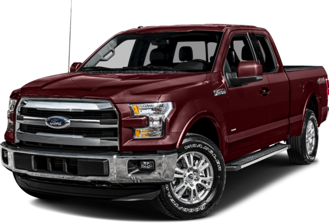 2016 Ford F-150 Pick-Up Truck