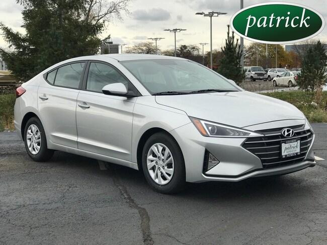 New 2019 Hyundai Elantra SE Sedan for sale in Chicago Area