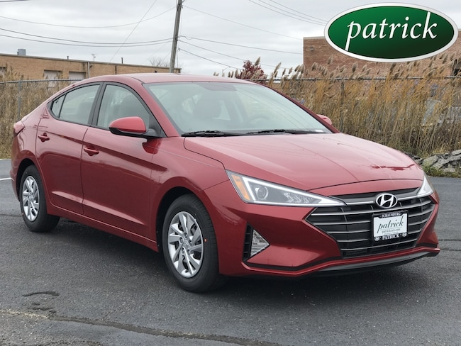 New 2019 Hyundai Elantra SE Sedan for sale in Chicago Area