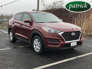 New 2019 Hyundai Tucson SE SUV for sale near Hoffman Estates, Palatine, Buffalo Grove