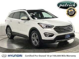 Used 2016 Hyundai Santa Fe Limited Ultimate Package SUV for sale near Naperville, Hoffman Estates & Aurora IL