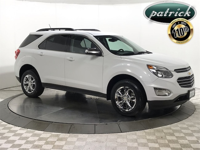 Used 2016 Chevrolet Equinox LT AWD SUV for sale in Chicago Area