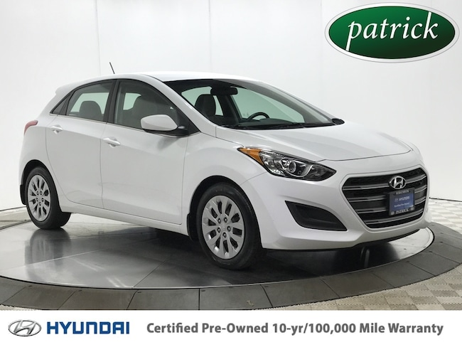 Certified Used 2016 Hyundai Elantra GT Base Hatchback for sale in Chicago IL area