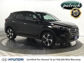 Used 2016 Hyundai Tucson Limited SUV for sale near Naperville, Hoffman Estates & Aurora IL