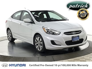 Pre-Owned 2017 Hyundai Accent Value Edition Sedan for sale near Hoffman Estates, Palatine & Buffalo Grove