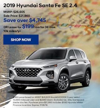 June 2019 Santa Fe