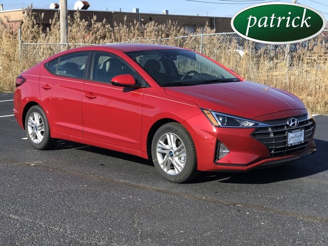 New 2019 Hyundai Elantra SEL Sedan for sale in Chicago Area