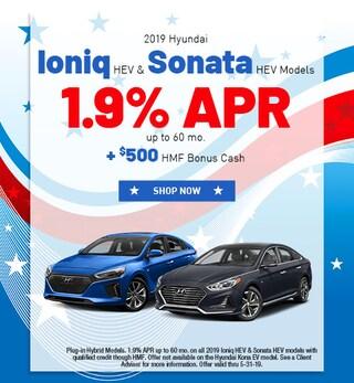 2019-Ioniq & Sonata-May