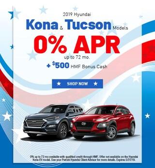 2019-Kona & Tucson-May
