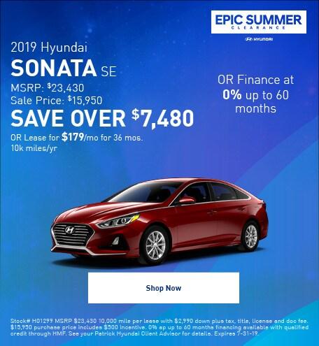 2019 - July Sonata