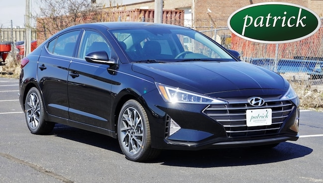 New 2019 Hyundai Elantra Limited Sedan for sale in Chicago Area