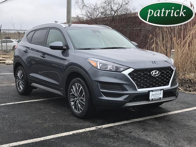 New 2019 Hyundai Tucson SEL SUV for sale in Chicago Area