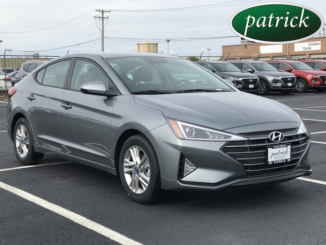 New 2019 Hyundai Elantra SEL Sedan for sale in Chicago Area