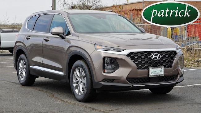 New 2019 Hyundai Santa Fe SE 2.4 SUV for sale in Chicago Area