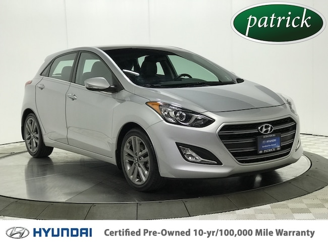 Certified Pre-Owned 2016 Hyundai Elantra GT Base Hatchback for sale in Chicago area