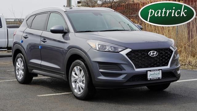 New 2019 Hyundai Tucson Value SUV | Schaumburg IL | Chicago