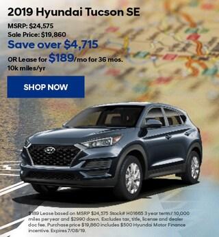June 2019 Tucson
