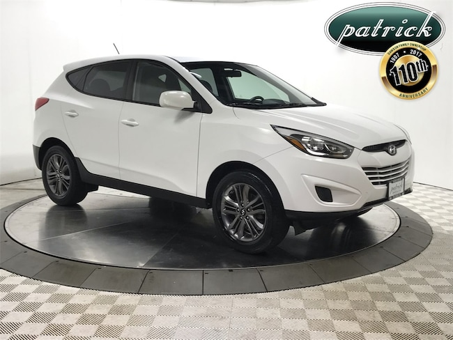 Used 2014 Hyundai Tucson GLS SUV for sale in Chicago Area